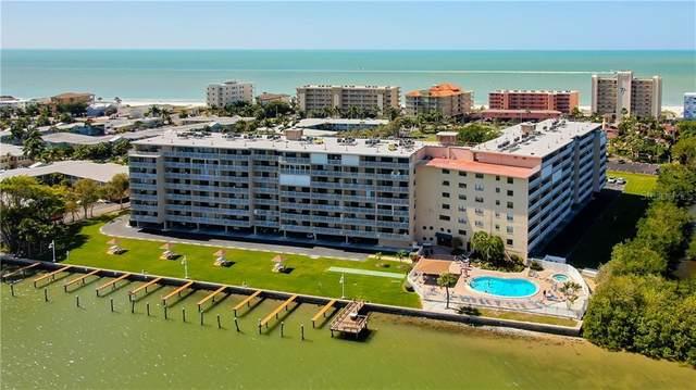 19451 Gulf Boulevard #611, Indian Shores, FL 33785 (MLS #U8115079) :: Lockhart & Walseth Team, Realtors
