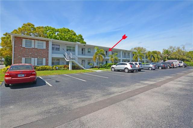 125 Brandy Wine Drive #125, Largo, FL 33771 (MLS #U8115097) :: EXIT King Realty