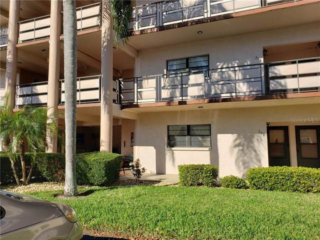5980 80TH Street N #108, St Petersburg, FL 33709 (MLS #U8115101) :: The Brenda Wade Team