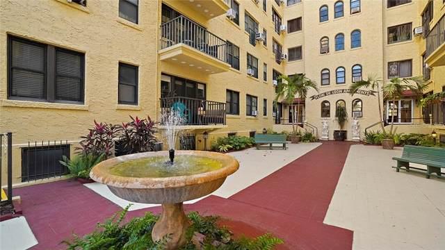 130 4TH Avenue N #411, St Petersburg, FL 33701 (MLS #U8115115) :: Young Real Estate
