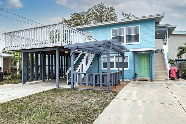 280 E Madeira Avenue, Madeira Beach, FL 33708 (MLS #U8115129) :: Burwell Real Estate