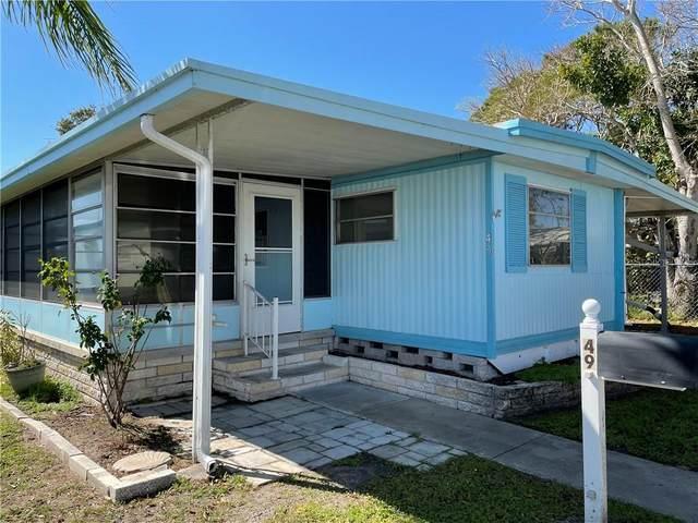 130 Patricia Avenue #49, Dunedin, FL 34698 (MLS #U8115130) :: Team Borham at Keller Williams Realty