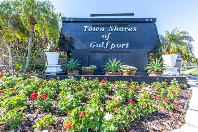 6075 Shore Boulevard S #411, Gulfport, FL 33707 (MLS #U8115160) :: EXIT King Realty