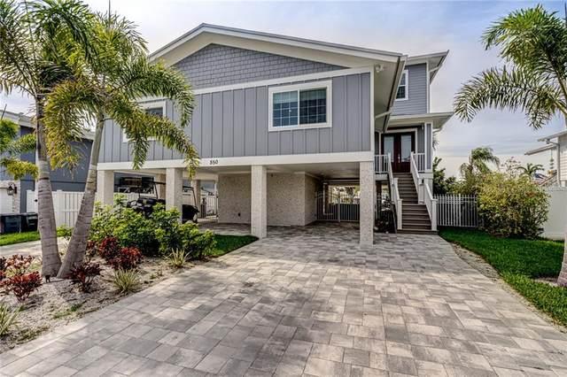 550 Lillian Drive, Madeira Beach, FL 33708 (MLS #U8115168) :: Positive Edge Real Estate