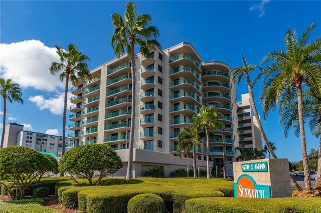 670 Island Way #607, Clearwater Beach, FL 33767 (MLS #U8115182) :: Everlane Realty