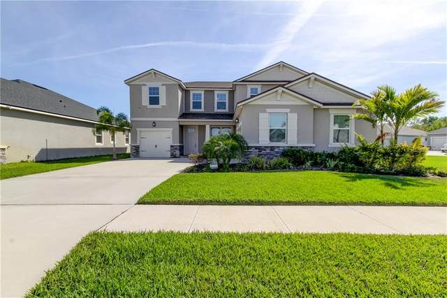 12303 Bay Estuary Bend, Riverview, FL 33579 (MLS #U8115238) :: The Hustle and Heart Group