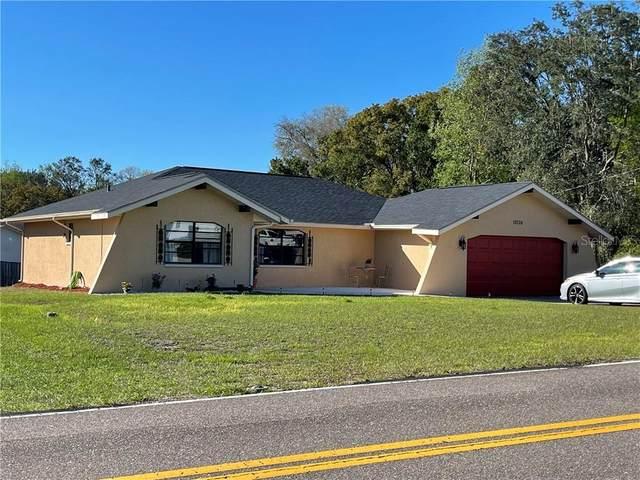 10139 Horizon Drive, Spring Hill, FL 34608 (MLS #U8115240) :: Realty One Group Skyline / The Rose Team