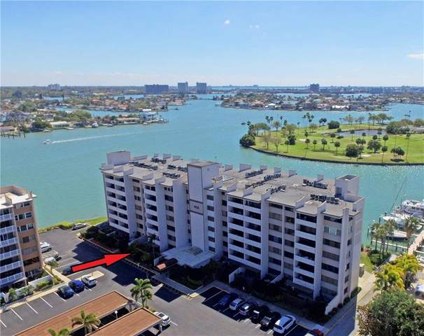 450 Treasure Island Causeway #104, Treasure Island, FL 33706 (MLS #U8115279) :: Everlane Realty