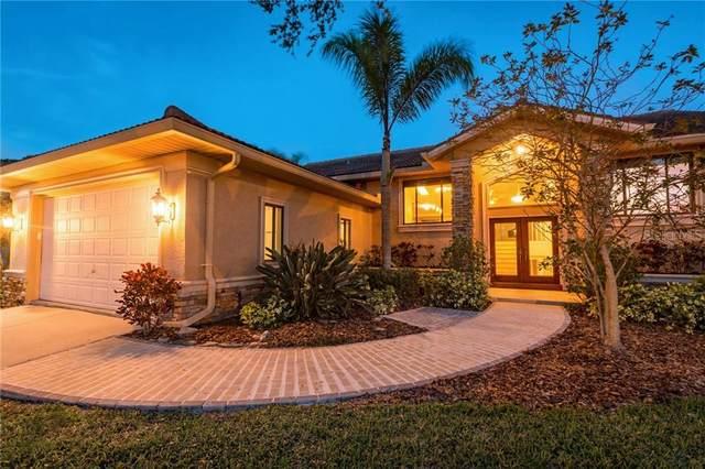 2007 N Pointe Alexis Drive, Tarpon Springs, FL 34689 (MLS #U8115318) :: Pepine Realty