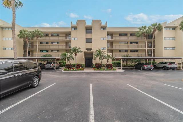 2615 Cove Cay Drive #102, Clearwater, FL 33760 (MLS #U8115326) :: Vacasa Real Estate
