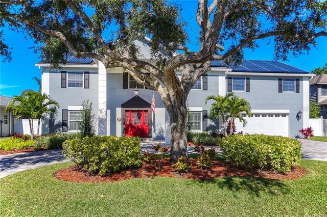 2933 Sandpiper Place, Clearwater, FL 33762 (MLS #U8115335) :: Young Real Estate