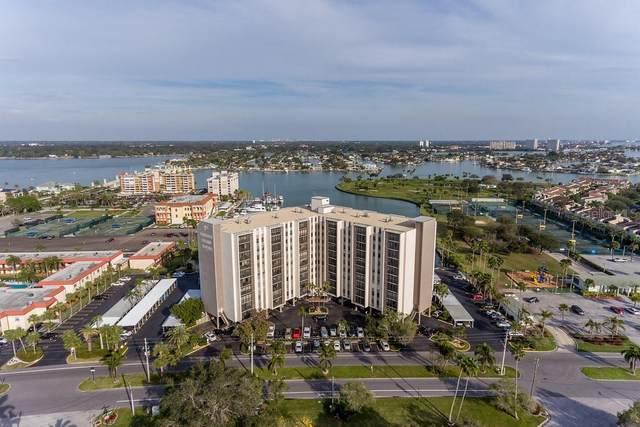 10355 Paradise Boulevard #109, Treasure Island, FL 33706 (MLS #U8115361) :: Lockhart & Walseth Team, Realtors