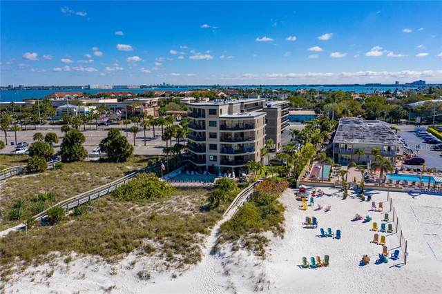4510 Gulf Boulevard #306, St Pete Beach, FL 33706 (MLS #U8115390) :: Zarghami Group
