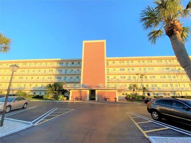 5575 Gulf Boulevard #231, St Pete Beach, FL 33706 (MLS #U8115429) :: Carmena and Associates Realty Group