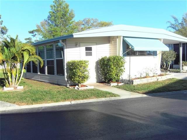 9790 66TH Street N #467, Pinellas Park, FL 33782 (MLS #U8115515) :: Team Borham at Keller Williams Realty