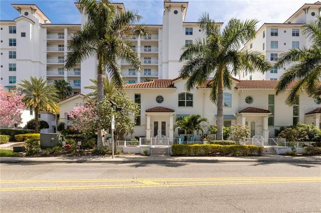 1325 Snell Isle Boulevard NE #105, St Petersburg, FL 33704 (MLS #U8115547) :: Dalton Wade Real Estate Group