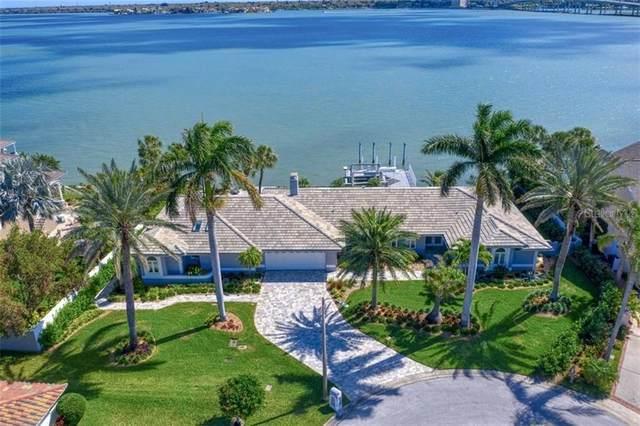 125 15TH Street, Belleair Beach, FL 33786 (MLS #U8115619) :: The Lersch Group