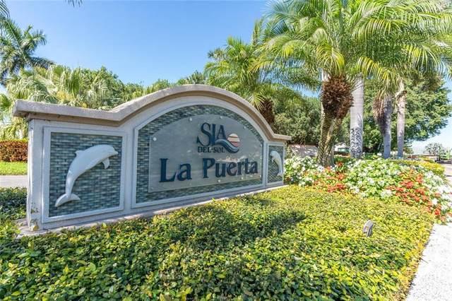 5510 La Puerta Del Sol Boulevard S #132, St Petersburg, FL 33715 (MLS #U8115657) :: Young Real Estate