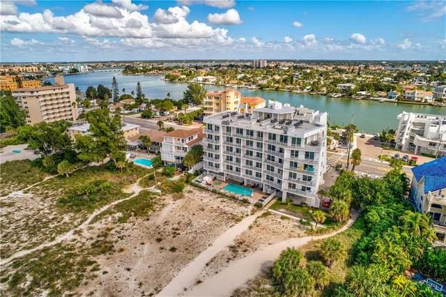 10116 Gulf Boulevard 203W, Treasure Island, FL 33706 (MLS #U8115734) :: The Brenda Wade Team