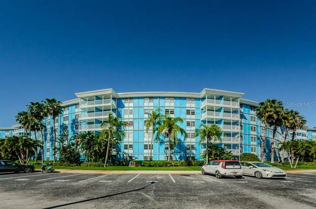 3315 58TH Avenue S #202, St Petersburg, FL 33712 (MLS #U8115988) :: Medway Realty