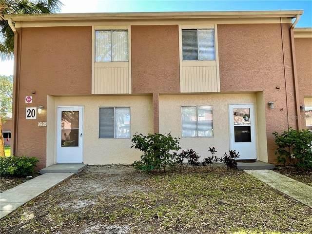 136 114TH Terrace NE #136, St Petersburg, FL 33716 (MLS #U8115995) :: The Brenda Wade Team