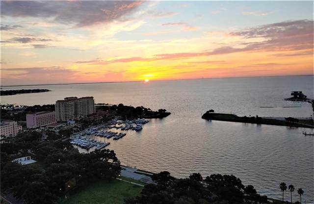 300 Beach Drive NE #2602, St Petersburg, FL 33701 (MLS #U8116080) :: Zarghami Group