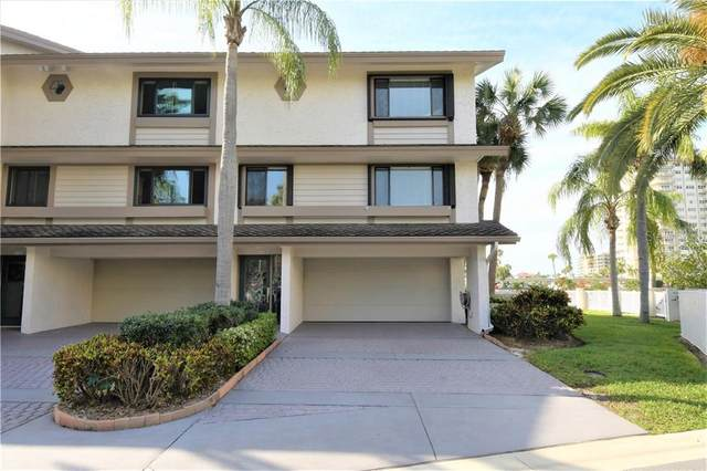 101 Marina Del Rey Court, Clearwater, FL 33767 (MLS #U8116432) :: RE/MAX Local Expert