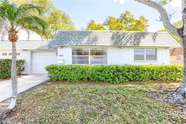 201 Mindy Drive #201, Largo, FL 33771 (MLS #U8116465) :: Gate Arty & the Group - Keller Williams Realty Smart