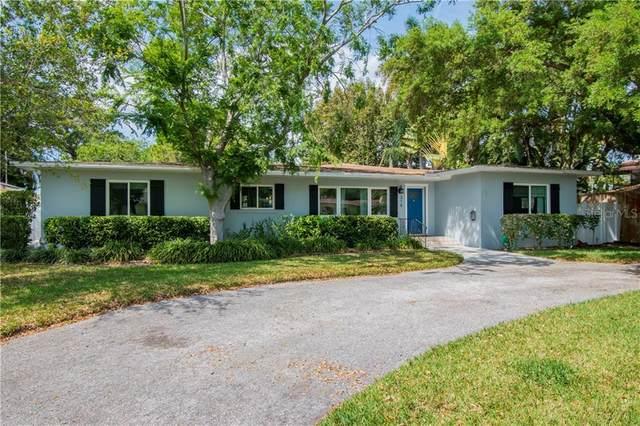 316 Snell Isle Boulevard NE, St Petersburg, FL 33704 (MLS #U8116629) :: Everlane Realty