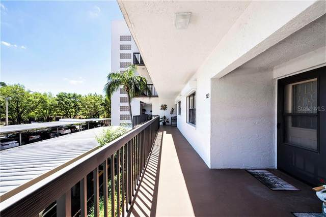 8186 Terrace Garden Drive N #203, St Petersburg, FL 33709 (MLS #U8116850) :: The Brenda Wade Team