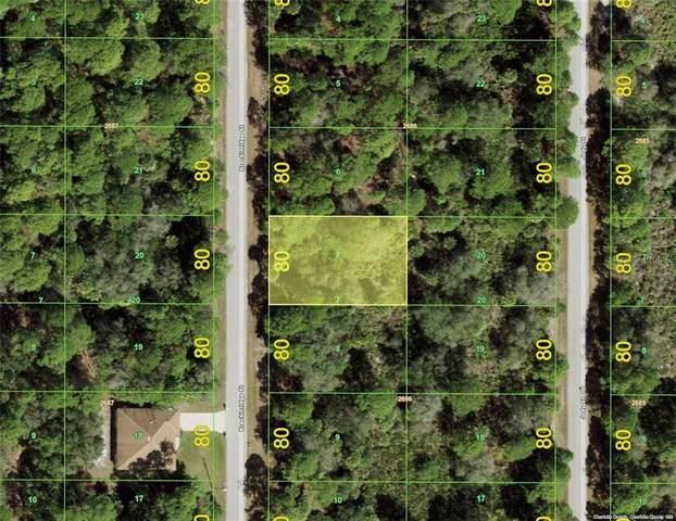 3120 Breckinridge Street, Port Charlotte, FL 33948 (MLS #U8116878) :: The Kardosh Team