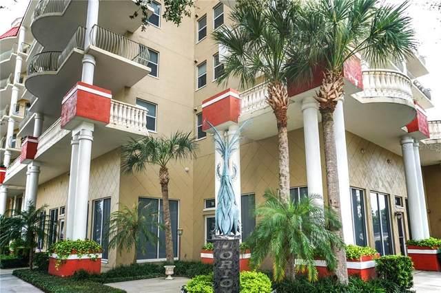 750 4TH Avenue S 405D, St Petersburg, FL 33701 (MLS #U8117049) :: Gate Arty & the Group - Keller Williams Realty Smart