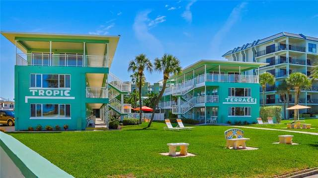 11730 Gulf Boulevard #34, Treasure Island, FL 33706 (MLS #U8117145) :: Positive Edge Real Estate