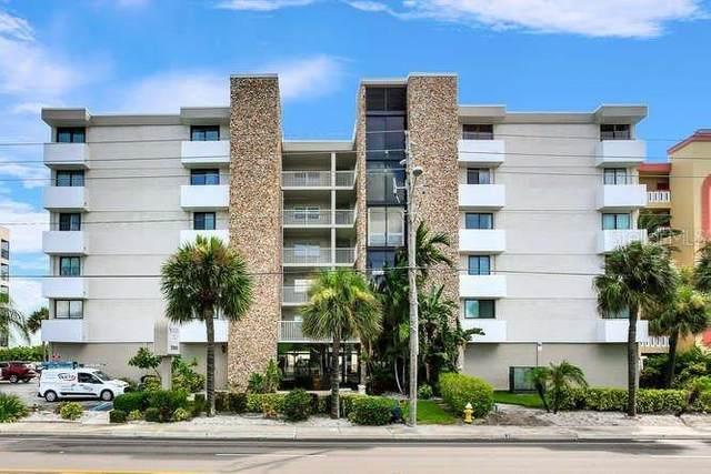 14700 Gulf Boulevard #104, Madeira Beach, FL 33708 (MLS #U8117201) :: Positive Edge Real Estate