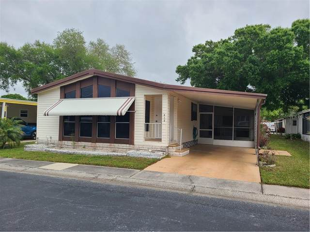 12100 Seminole Boulevard #312, Seminole, FL 33778 (MLS #U8117372) :: Lockhart & Walseth Team, Realtors