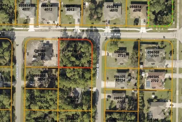 Monad Street, North Port, FL 34286 (MLS #U8117411) :: Armel Real Estate