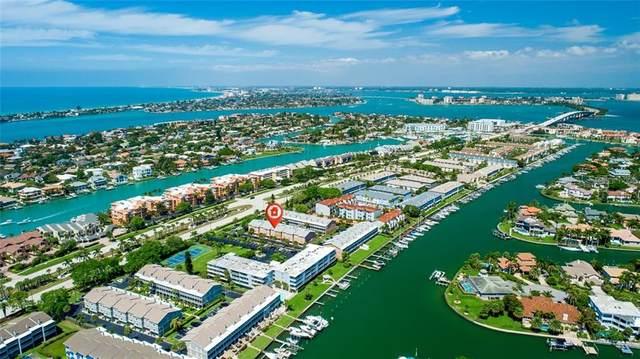 637 Pinellas Bayway S #206, Tierra Verde, FL 33715 (MLS #U8117424) :: Everlane Realty