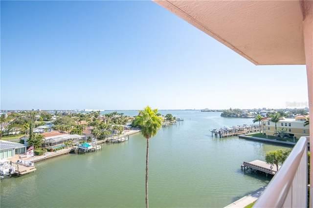 5445 Gulf Boulevard Ph2, St Pete Beach, FL 33706 (MLS #U8117497) :: RE/MAX Marketing Specialists