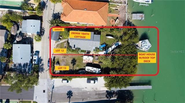 12304 Lagoon Lane, Treasure Island, FL 33706 (MLS #U8117513) :: Team Borham at Keller Williams Realty