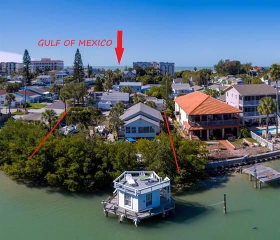 12304 Lagoon Lane, Treasure Island, FL 33706 (MLS #U8117523) :: Team Borham at Keller Williams Realty