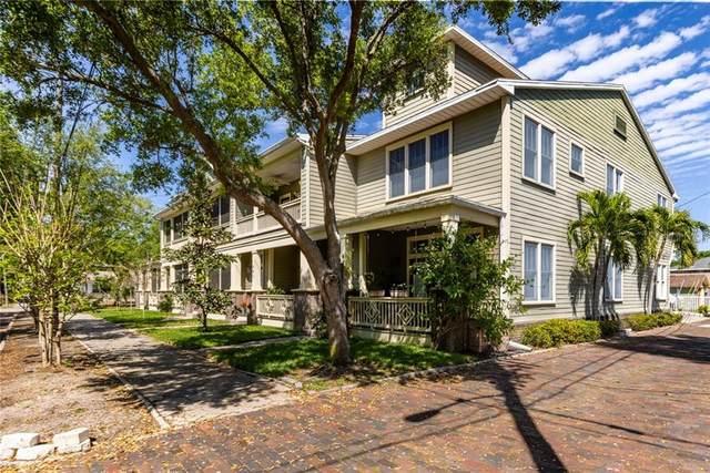 262 9TH Avenue N, St Petersburg, FL 33701 (MLS #U8117537) :: Vacasa Real Estate