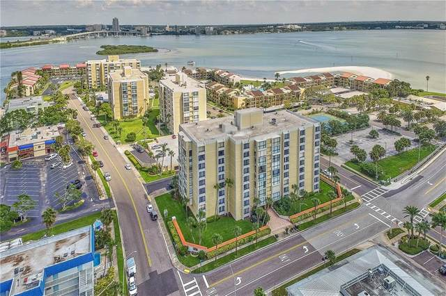 800 S Gulfview Boulevard #605, Clearwater, FL 33767 (MLS #U8117548) :: Dalton Wade Real Estate Group
