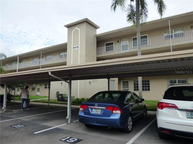 970 Virginia Street #107, Dunedin, FL 34698 (MLS #U8117748) :: Realty One Group Skyline / The Rose Team