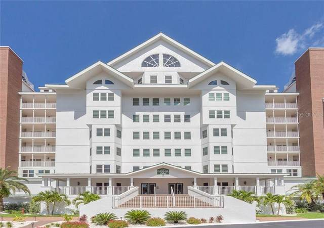 1582 Gulf Blvd Ph1, Clearwater, FL 33767 (MLS #U8117768) :: Alpha Equity Team