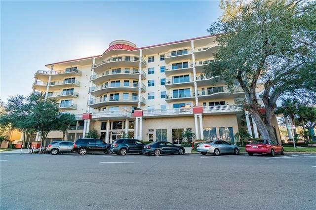 750 4TH Avenue S #707, St Petersburg, FL 33701 (MLS #U8117806) :: Medway Realty