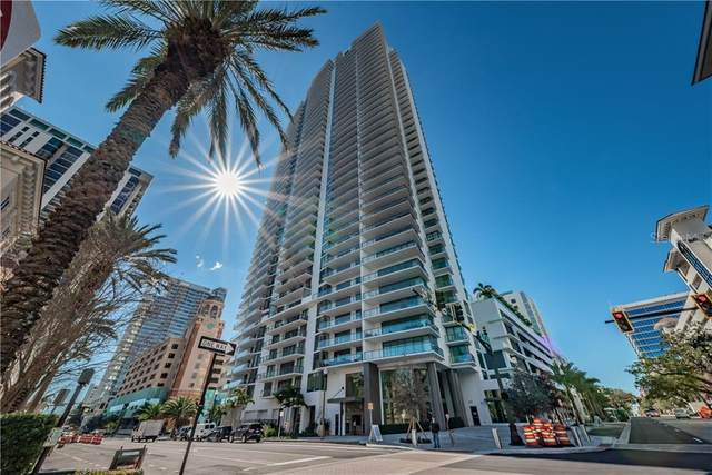 100 1ST Avenue N #1106, St Petersburg, FL 33701 (MLS #U8117981) :: The Robertson Real Estate Group