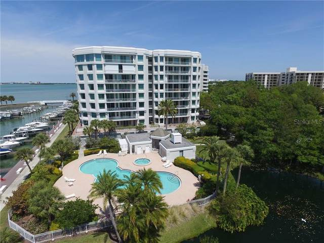 1 Seaside Lane #201, Belleair, FL 33756 (MLS #U8117999) :: Keller Williams Realty Peace River Partners