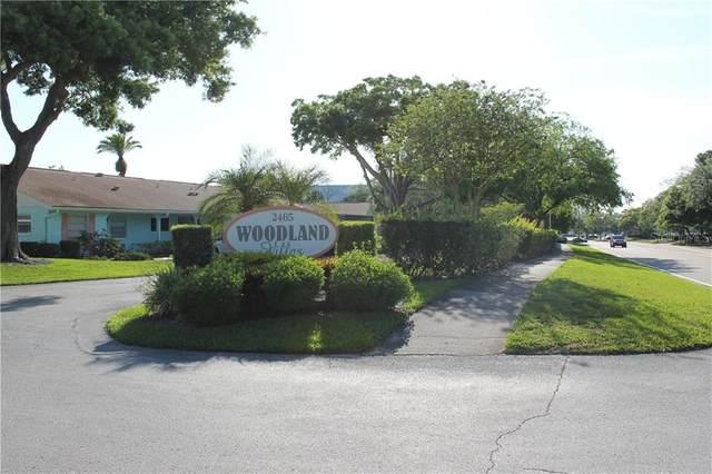 2465 Northside Drive #1707, Clearwater, FL 33761 (MLS #U8118050) :: Burwell Real Estate