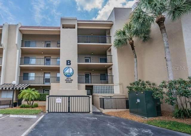 90 S Highland Avenue #320, Tarpon Springs, FL 34689 (MLS #U8118091) :: Team Borham at Keller Williams Realty