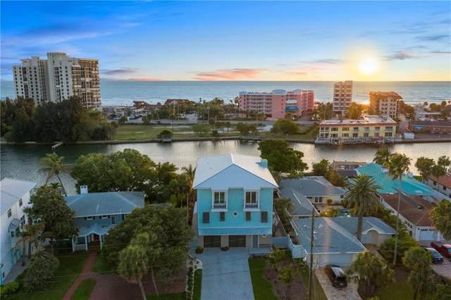 4120 Belle Vista Drive, St Pete Beach, FL 33706 (MLS #U8118117) :: The Lersch Group